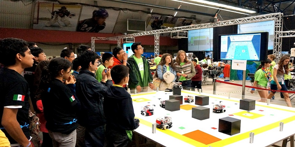 RoboCup 2013 @ Eindhoven, The Netherland